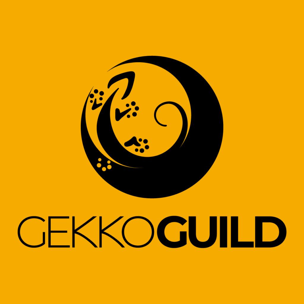 GEKKO GUILD LOGO