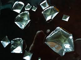 弓削塩の結晶