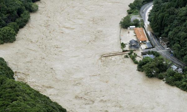 九州南部豪雨災害